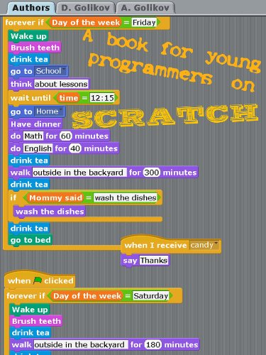 A Book For Young Programmers On Scratch