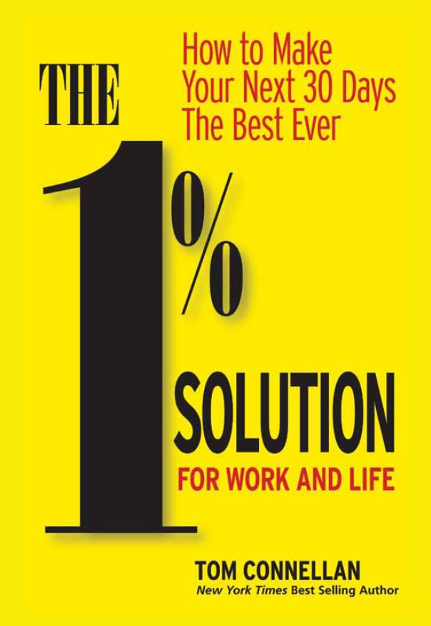 The 1% Solution