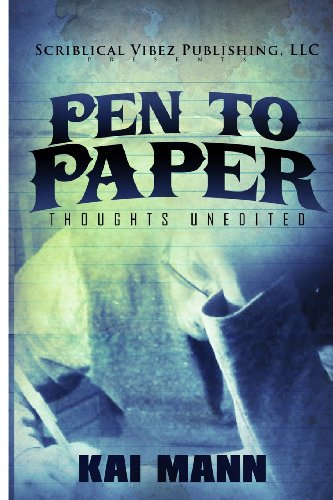 Pen To Paper ~ Thoughts Unedited