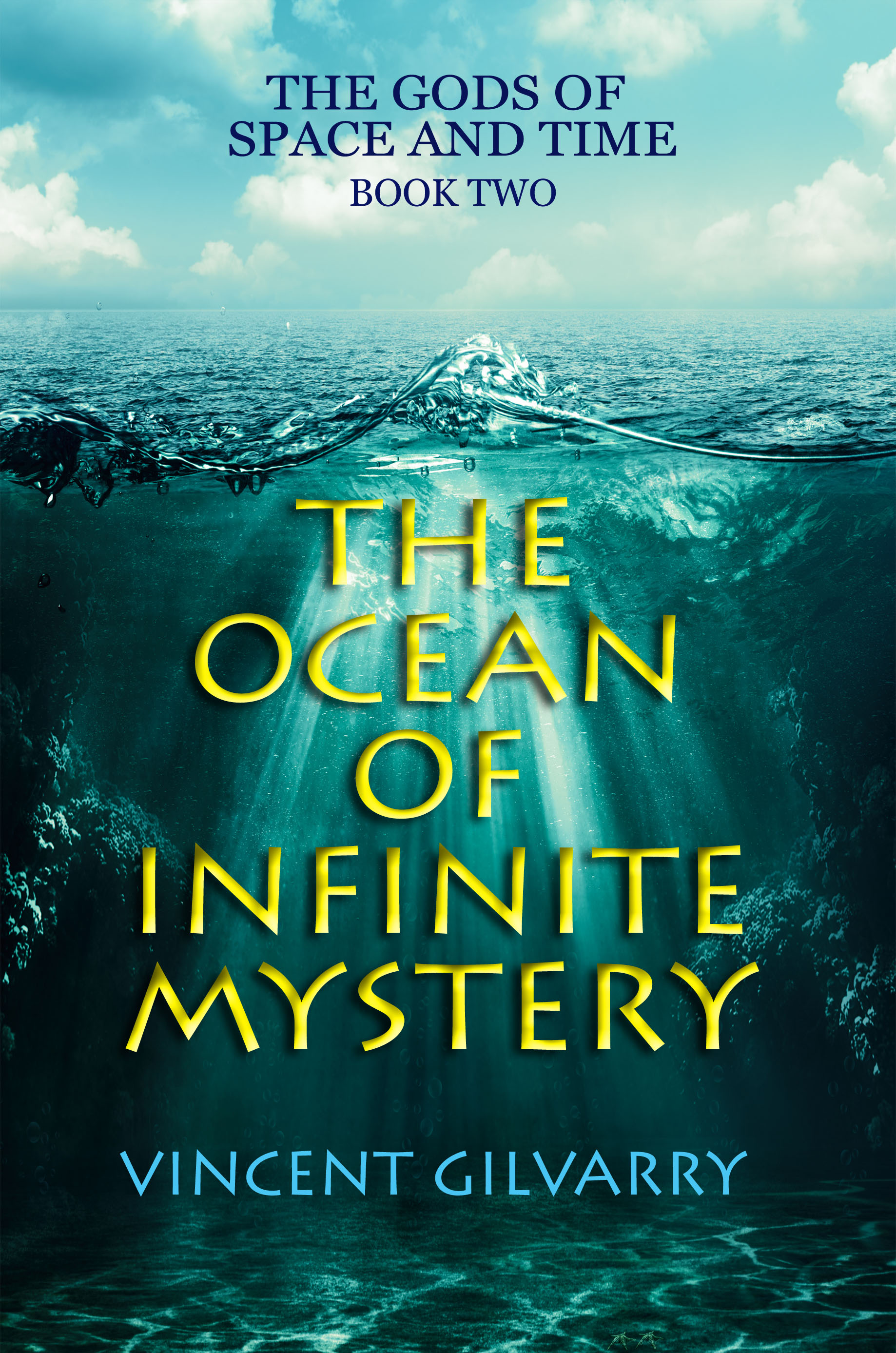 THE OCEAN OF INFINITE MYSTERY