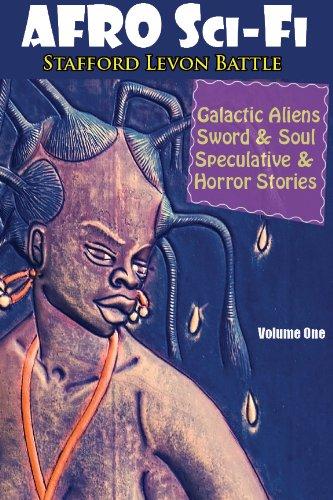 AFRO Sci-Fi Anthology