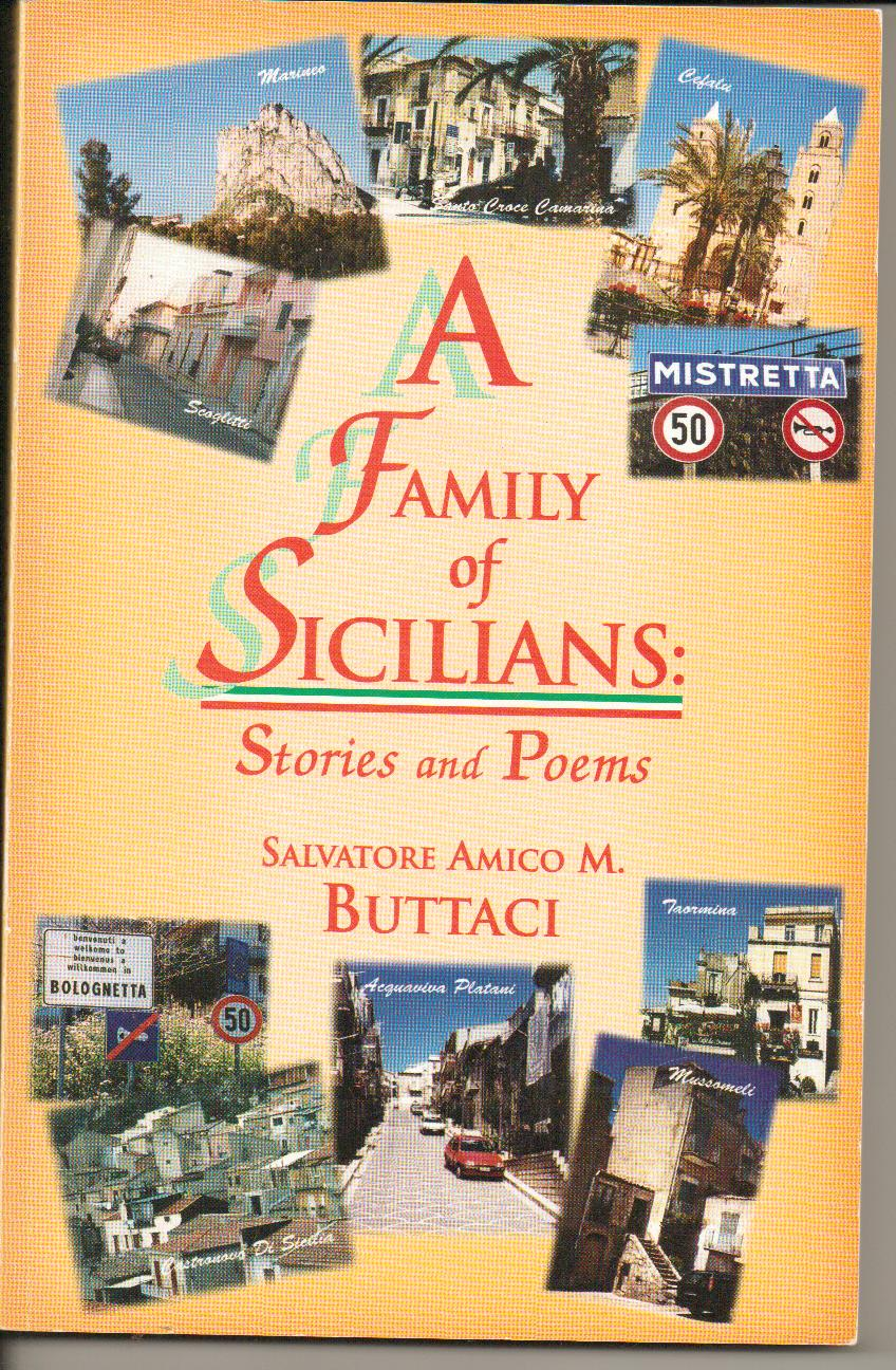 A FAMILY OF SICILIANS: STORIES AND POEMS