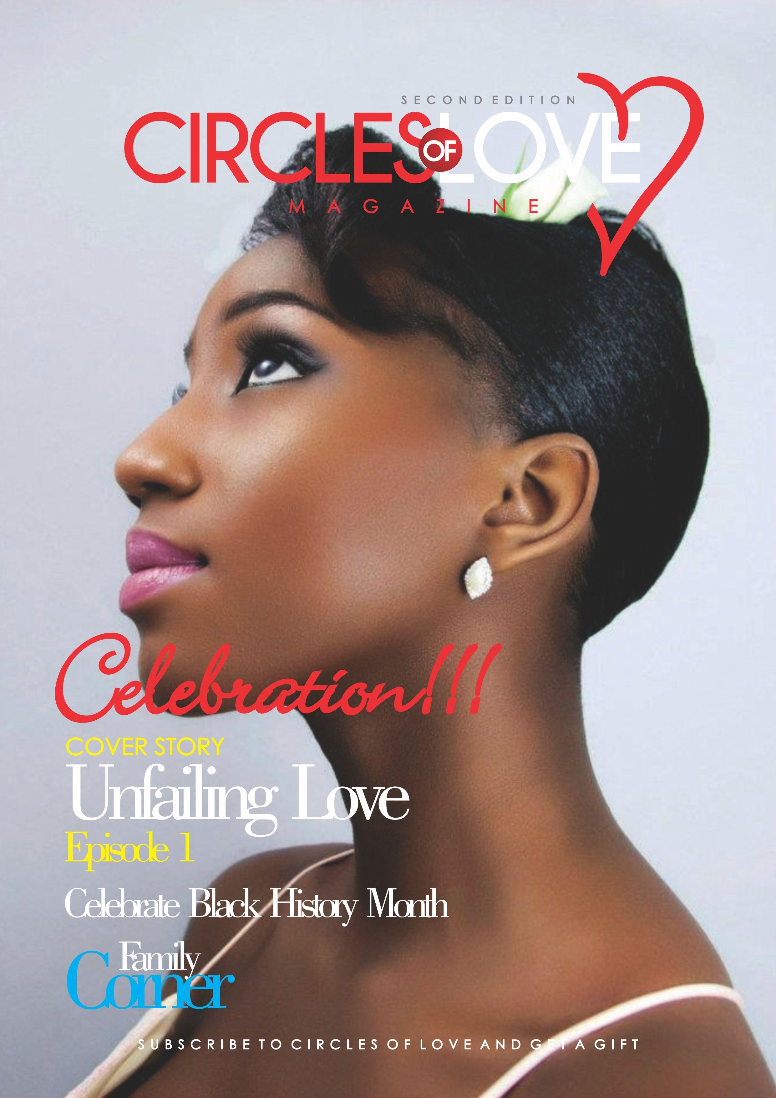 Circles of Love E-Magazine - Celebration! (Circles of Love Magazine)
