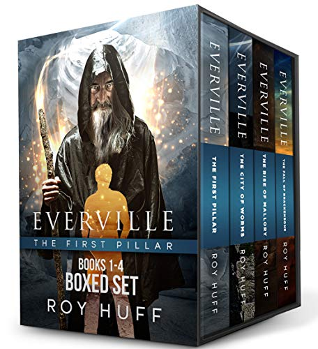 Everville: Books 1-4 Boxed Set