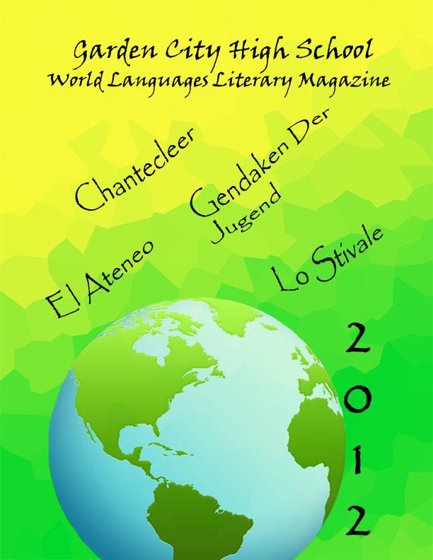 World Languages Literary Magazine