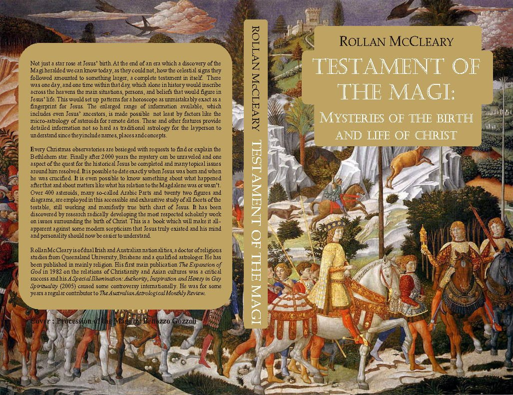 Testament of the Magi: Mysteries of the Birth and Life of Christ