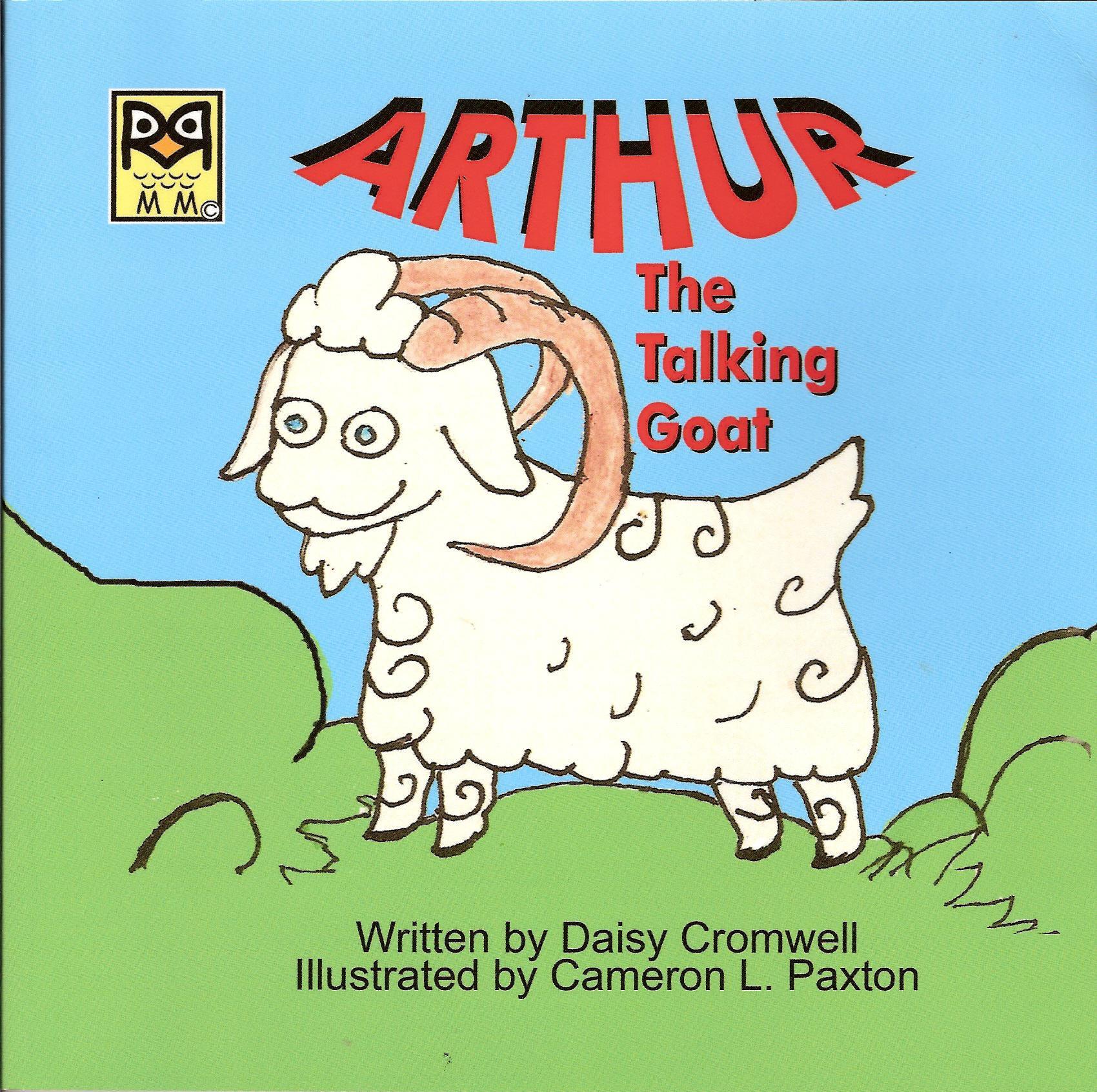 Arthur the Talking Goat