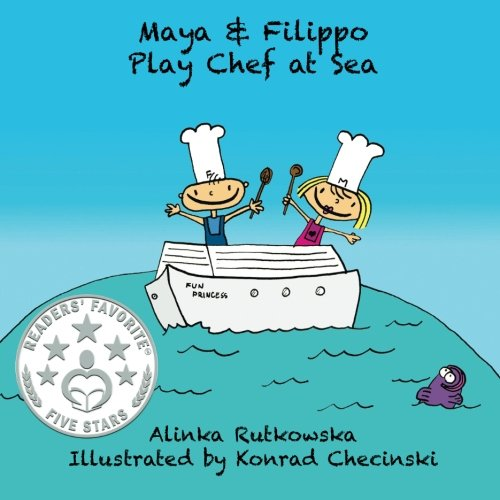 Maya & Filippo Play Chef at Sea (Volume 2)