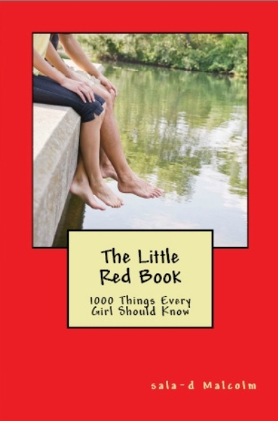 THE LITTLE RED BOOK...1000 things every girl should know