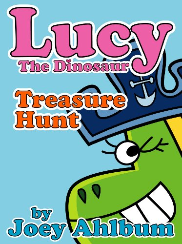 Lucy the Dinosaur: Treasure Hunt (Frederator Books' newest read out loud digital book for 3-6 year olds)