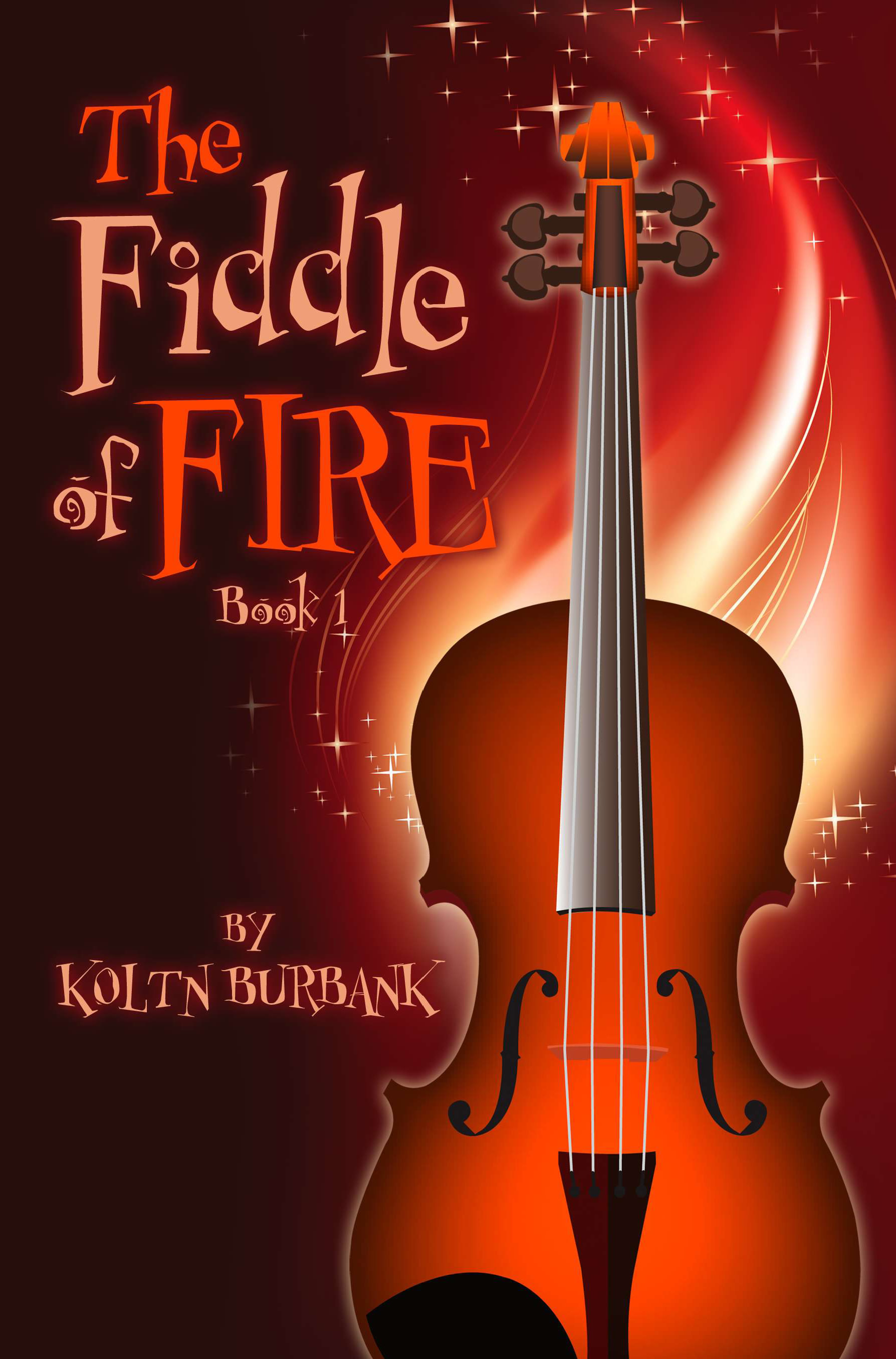 The Fiddle of Fire, Book One