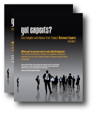 Got Experts? Key Insights and Advice from Today's Well-Being Experts Volume 2