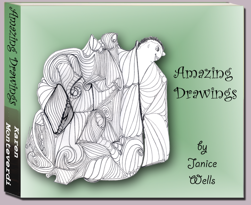 Amazing Drawings by Janice Wells