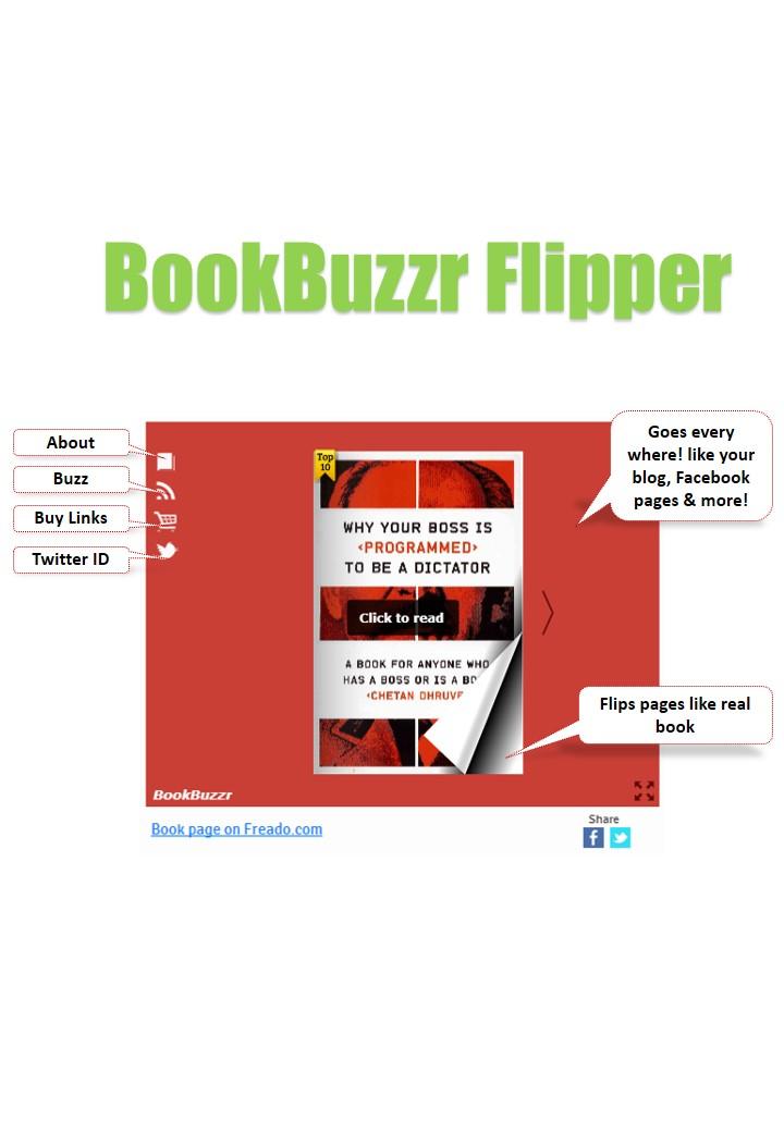 BookBuzzr Flipper