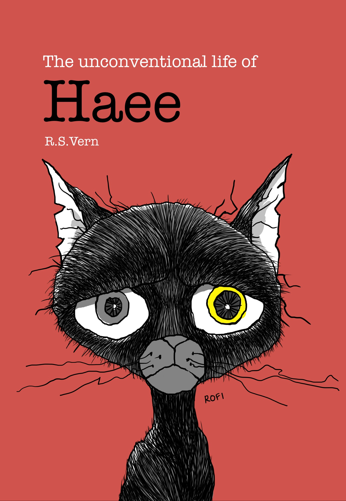 The Unconventional Life of Haee (Haee and the other middlings, #2)