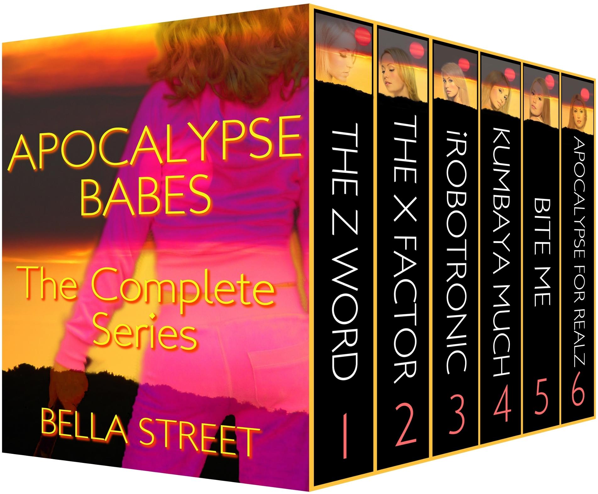 Apocalypse Babes: The Complete Series