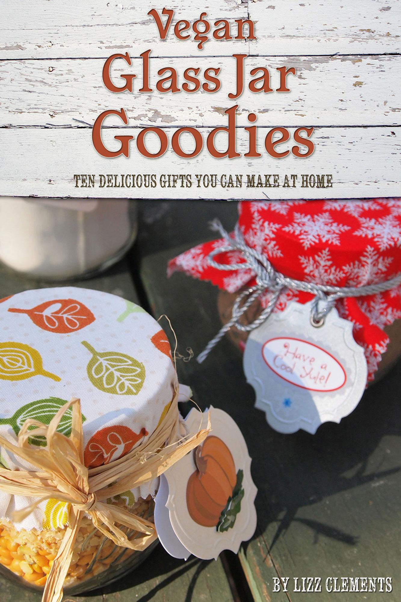 Vegan Glass Jar Goodies