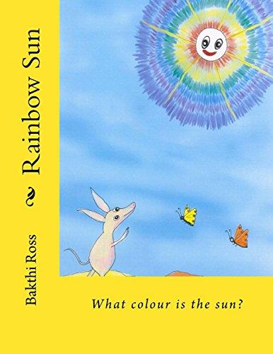Rainbow Sun: What colour is the sun?