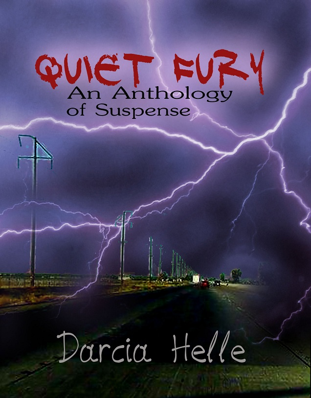 Quiet Fury: An Anthology of Suspense
