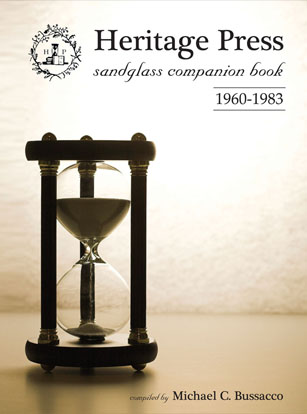 Heritage Press: Sandglass Companion Book 1960-1983