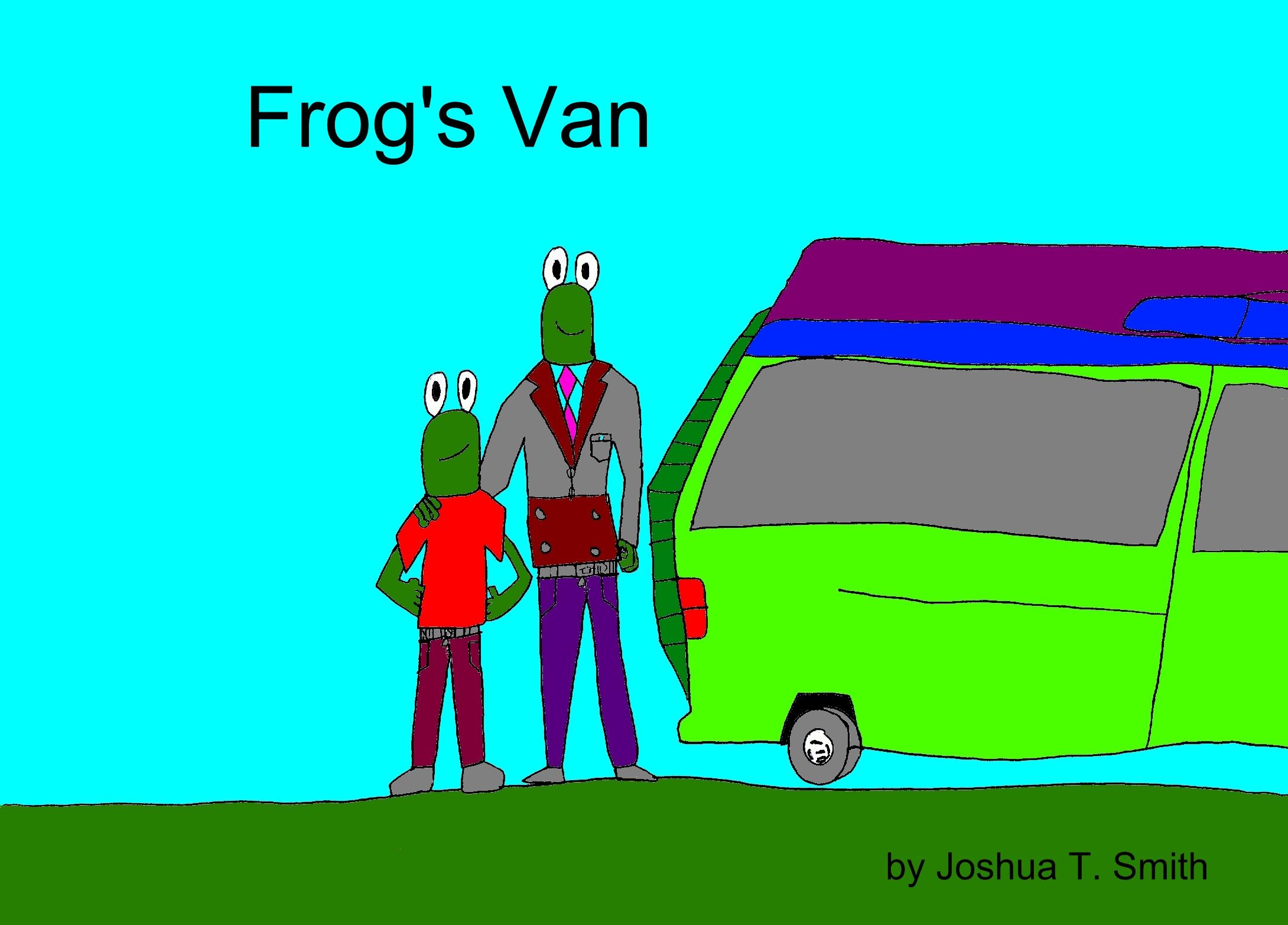 Frog's Van