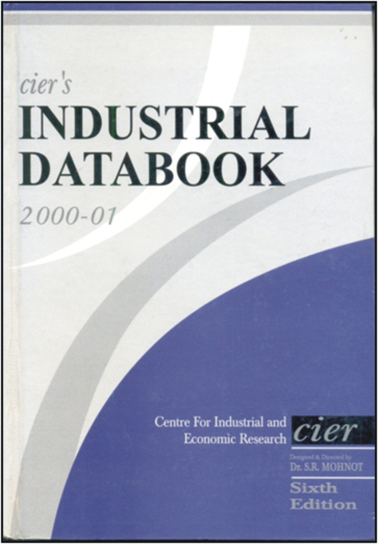 DATA Mining (INDUSTRIAL DATABOOK)
