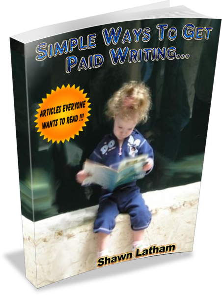 Simple Ways To Get Paid Writing ........