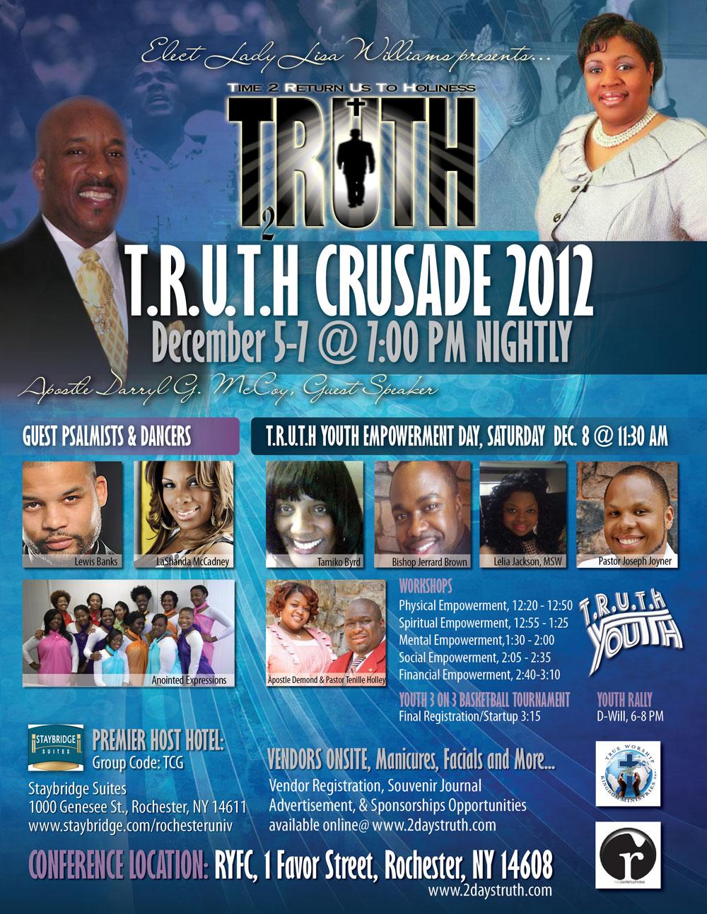 TRUTH CRUSADE 2012