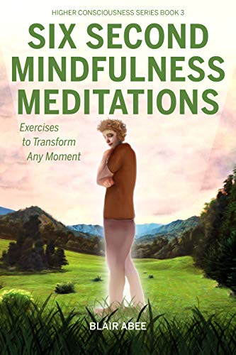 Six Second Mindfulness Meditations: Excercises to Tranform Any Moment (Higher Consciousness Meditation Book 3)