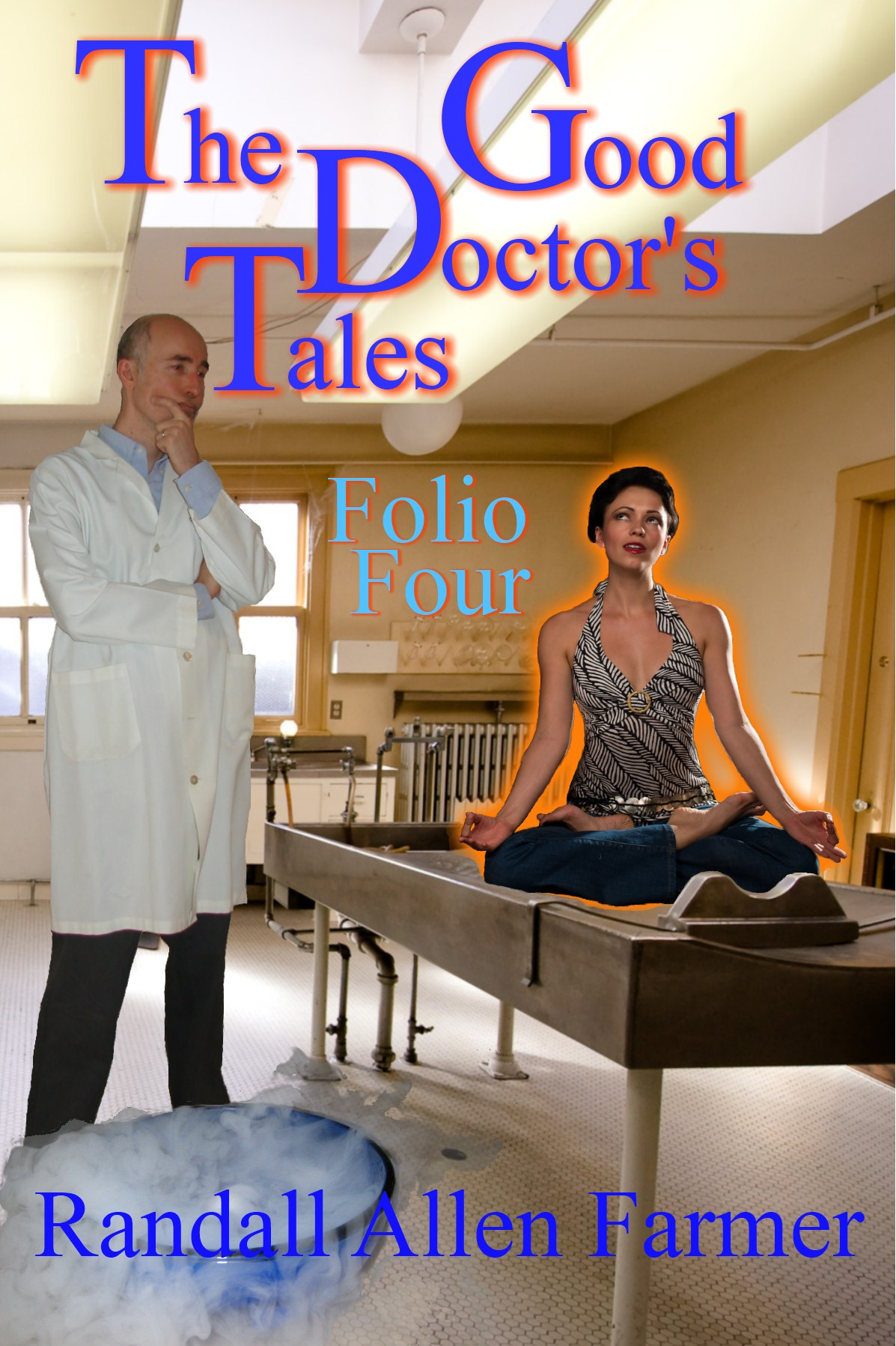 The Good Doctor's Tales Folio Four