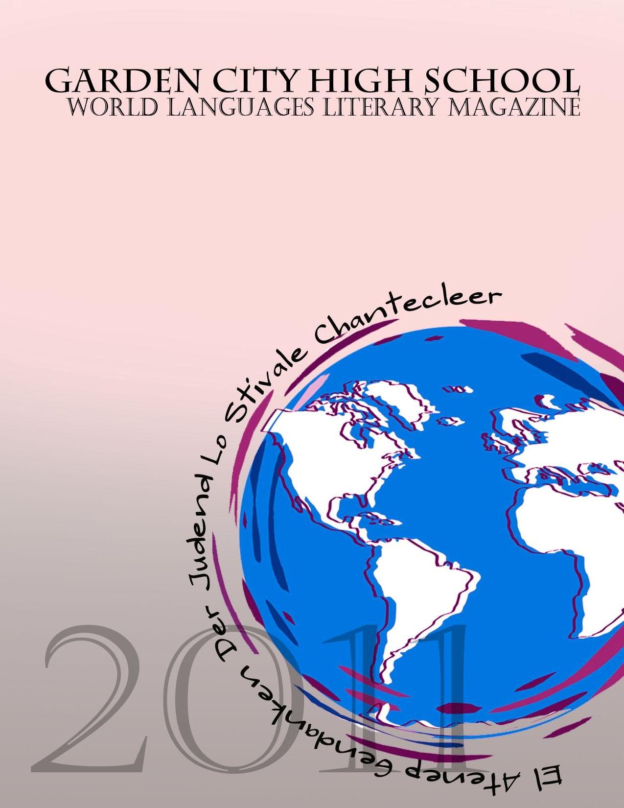 Garden City High School World Languages Literary Magazine