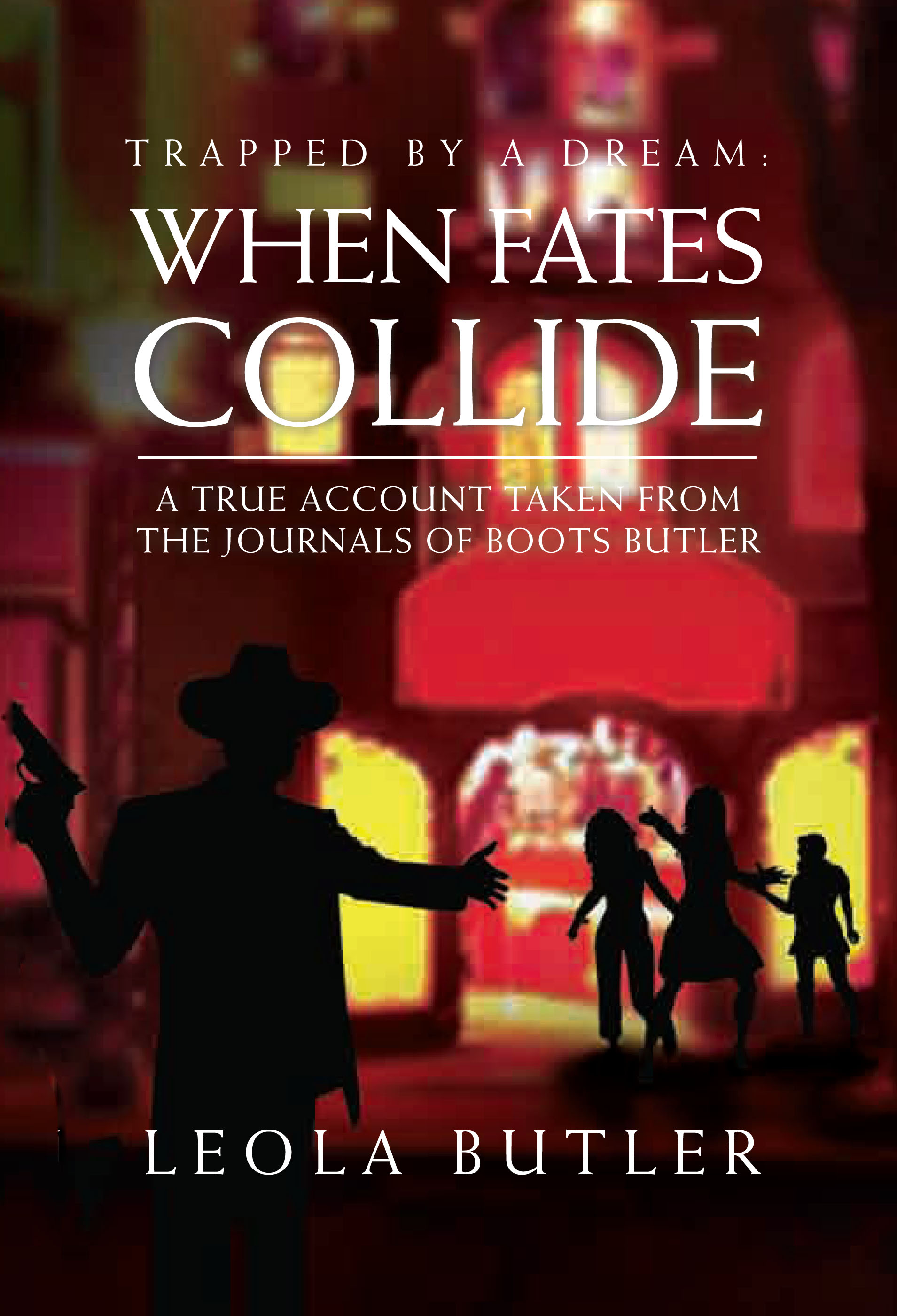 Trapped By A Dream: When Fates Collide