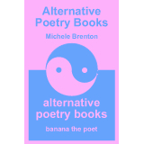 Alternative Poetry Books Pink edition