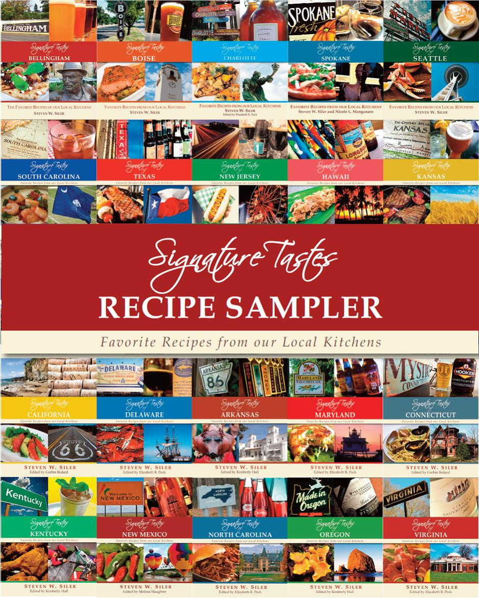 Signature Tastes Recipe Sampler