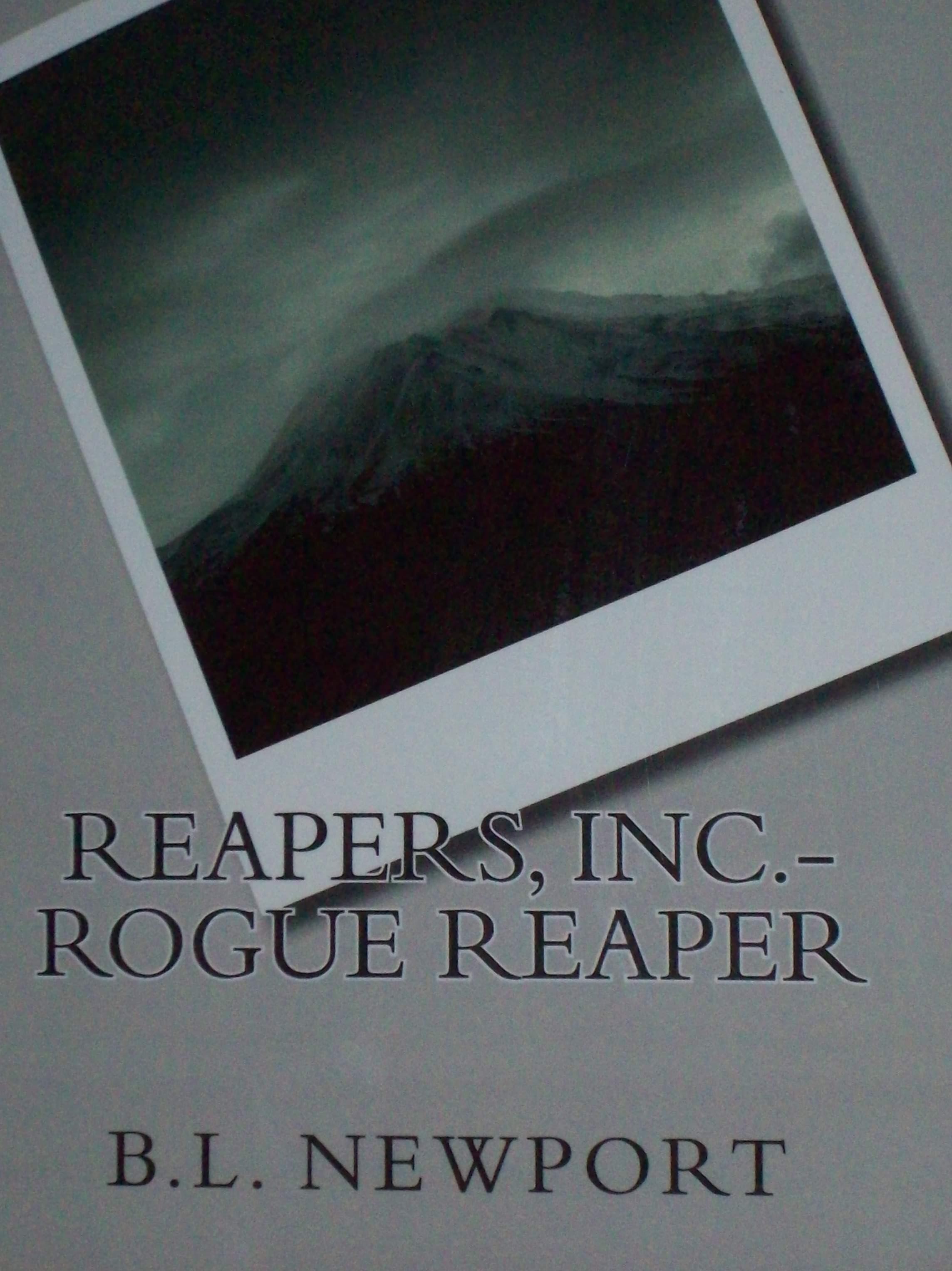 Reapers, Inc.- Rogue Reaper